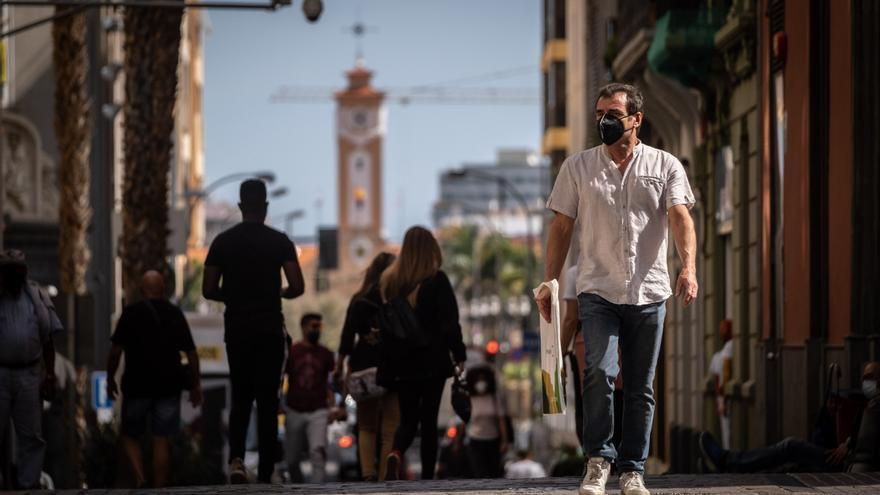 Canarias registra 117 nuevos casos Covid este viernes