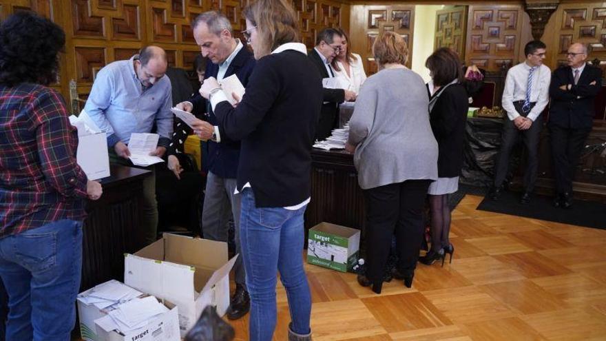 Elecciones Generales 10N Zamora | El reparto de escaños se confirma hoy con el recuento definitivo
