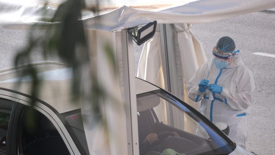 Alicante registra 41 fallecidos más en 24 horas y 3.858 nuevos contagios por coronavirus
