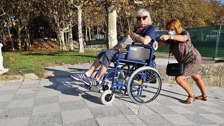 La movilidad reducida en Vigo: avances pero mucho por hacer
