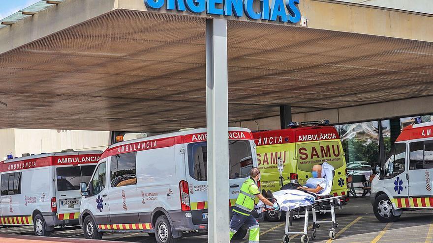 ¿«Brazos caídos» en el departamento de salud de Torrevieja?