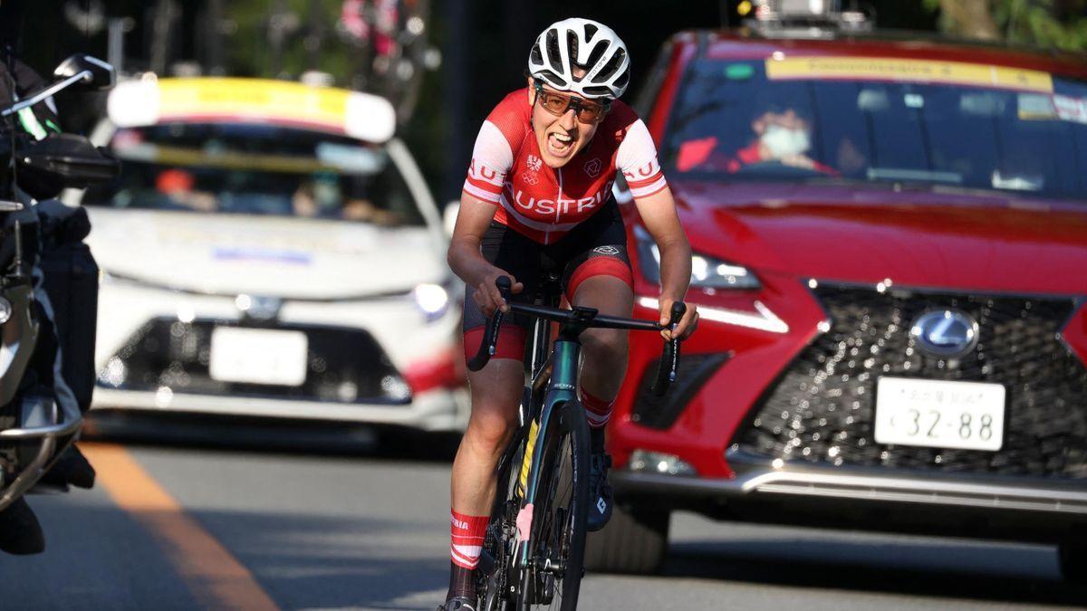 Anna Keinsehofer, camino de la medalla de oro.