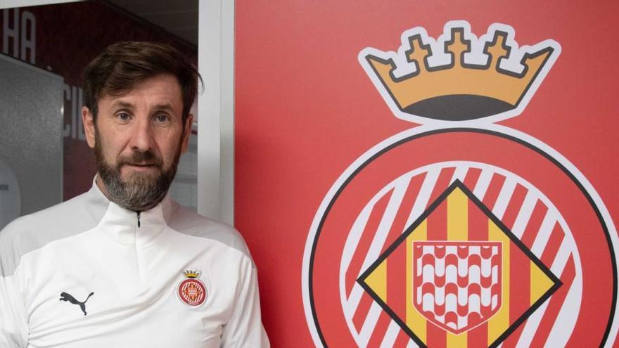 Joseba Ituarte, nou entrenador de porters del Girona
