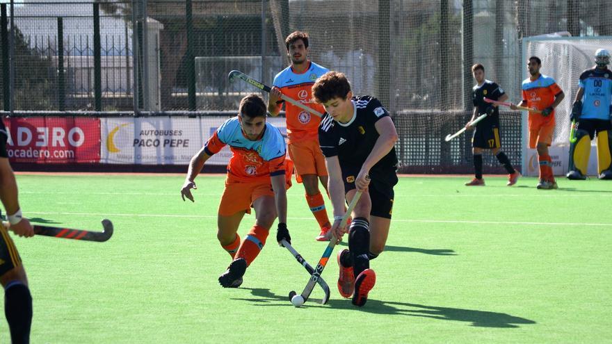 El Hockey Benalmádena recibe a un Vallés en alza