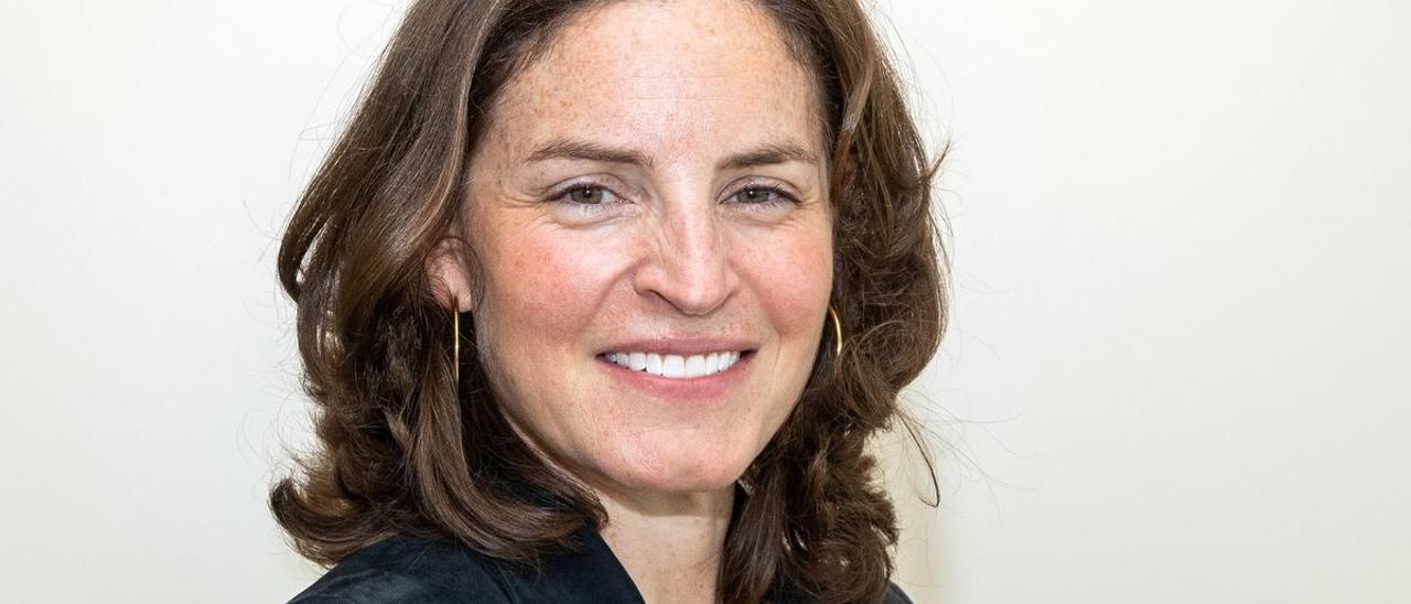 Nathalie Picquot, directora Global de Corporate Marketing, Brand Experience y Digital Engagement de Banco Santander.