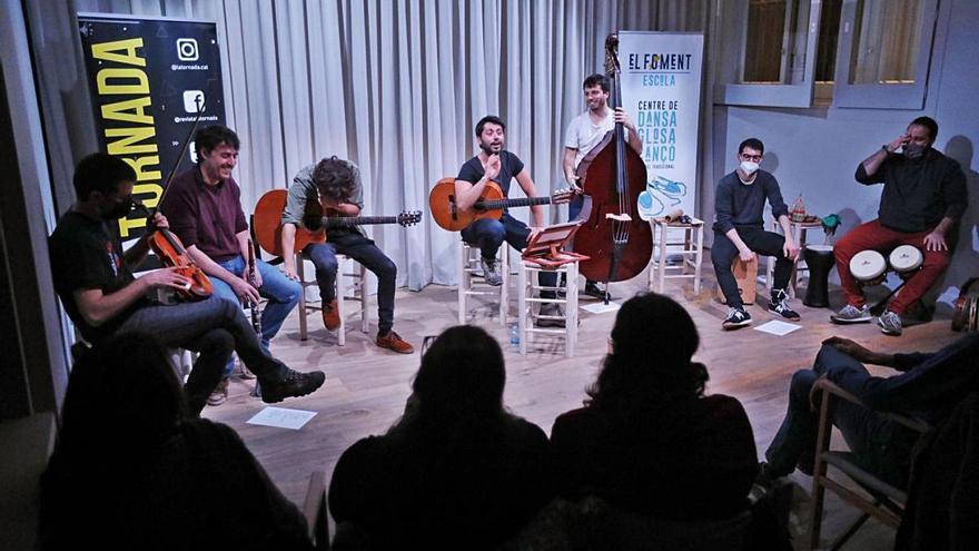 Germà Negre enceta els Concerts a Cegues
