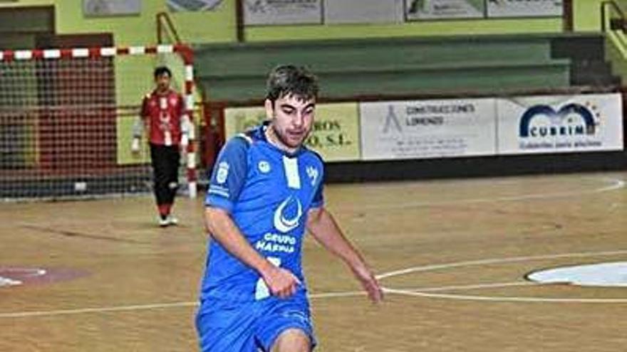 A Estrada Futsal renueva a Pablo Martínez una temporada más