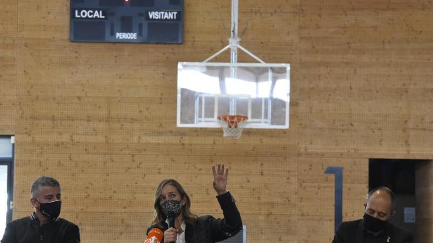 Manresa torna a tenir un club femení de bàsquet després de quasi tres dècades