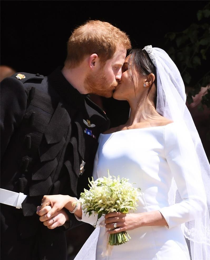 Fotos de la boda de Enrique y Meghan