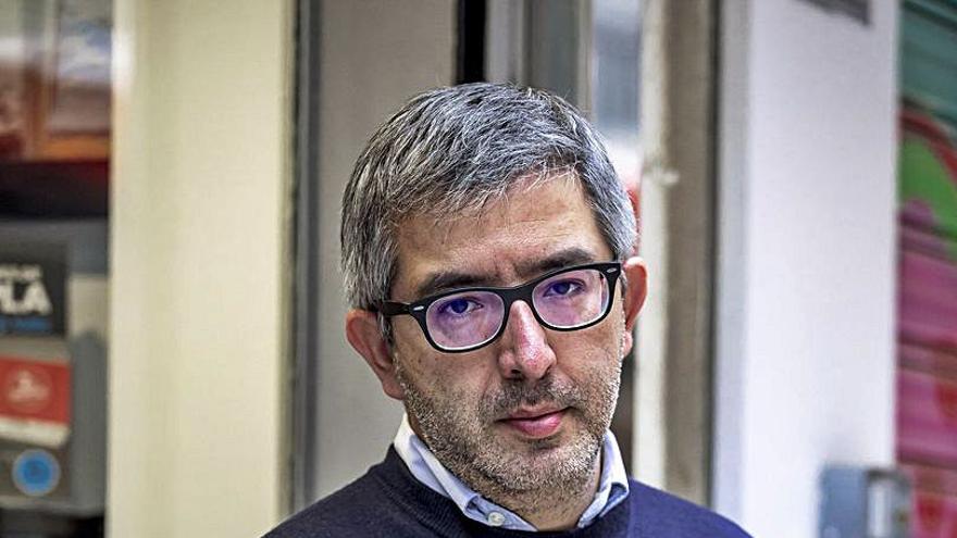 Jordi Amat: «Todo lo que toca el procés se convierte en mierda»