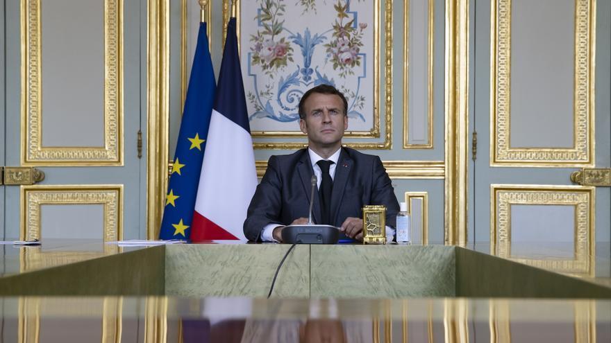 Francia empezará un desconfinamiento progresivo el 3 de mayo