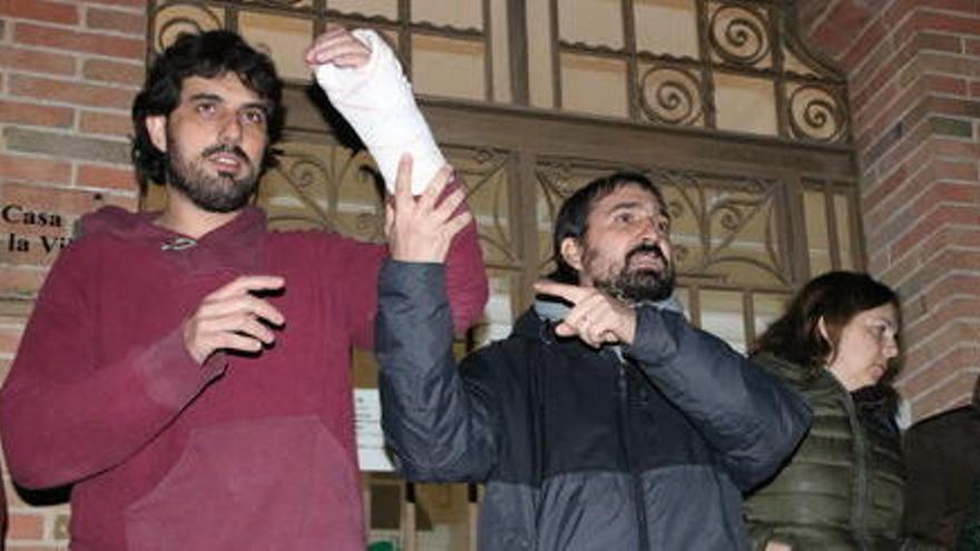 """Sabater i Cornellà creuen que l'arxiu demostra que les detencions només obeïen a """"l'estratègia de la por"""""""