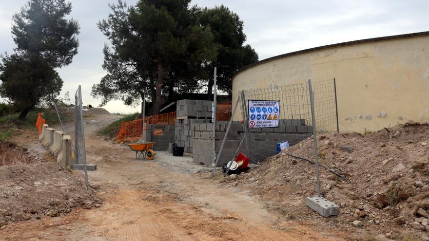 S'inicien les obres per a connectar Calaf amb la xarxa de proveïment d'aigua de la Llosa del Cavall