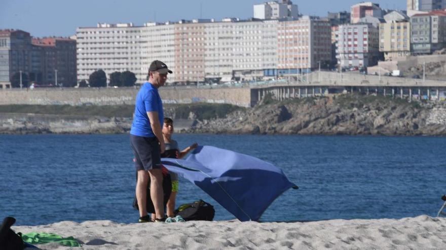 Galicia, a las puertas de un verano que será más seco de lo normal
