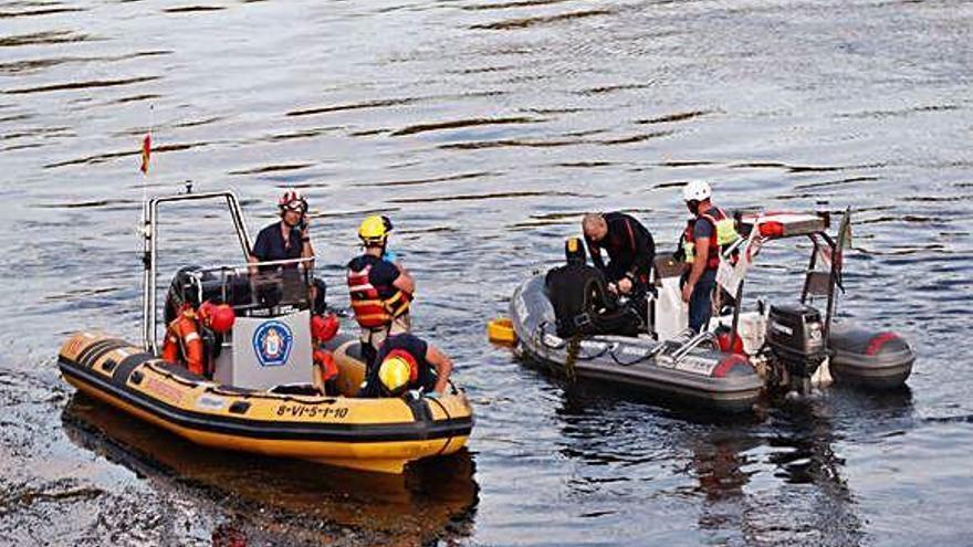Hallado el cadáver de una mujer de 47 años ahogada en el río Miño