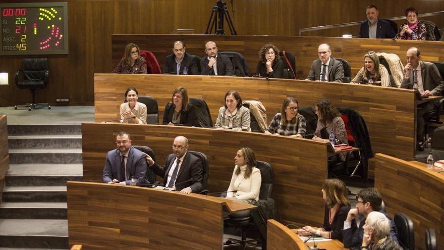 Los diputados aplazan quince días el debate para bajarse el sueldo por la pandemia