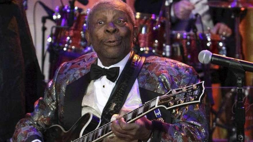 El mítico fabricante de guitarras Gibson se declara en bancarrota