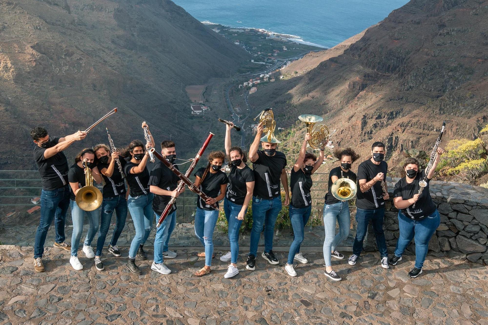 Joven Orquesta de Canarias (JOCAN)