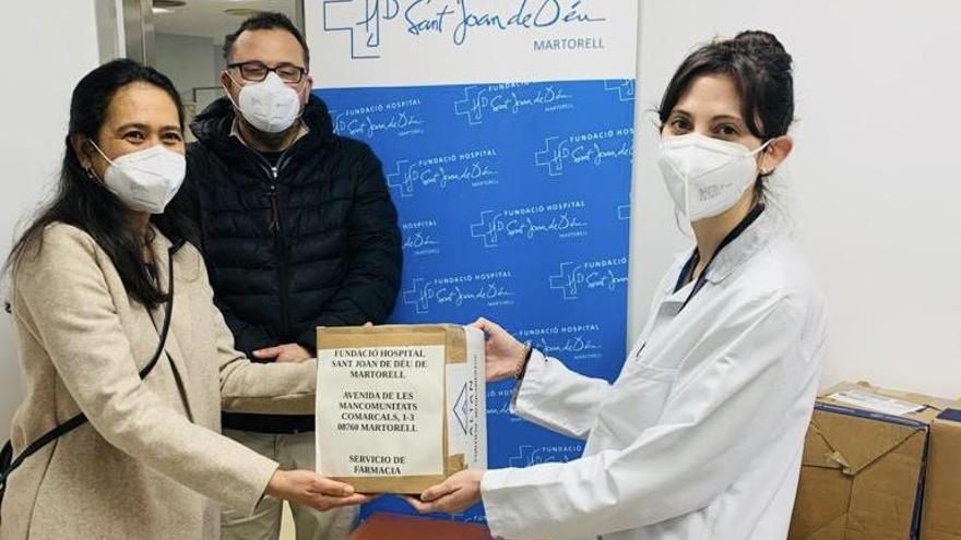 Hospitals comarcals de Catalunya donen medicaments descartats per al tractament de la covid