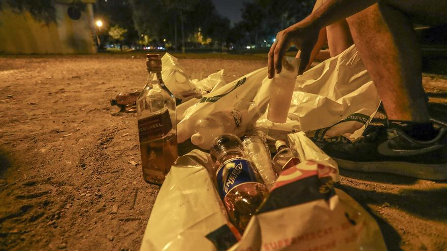 La Policía Local de València busca soluciones a los problemas de ocio nocturno con vecinos y hosteleros