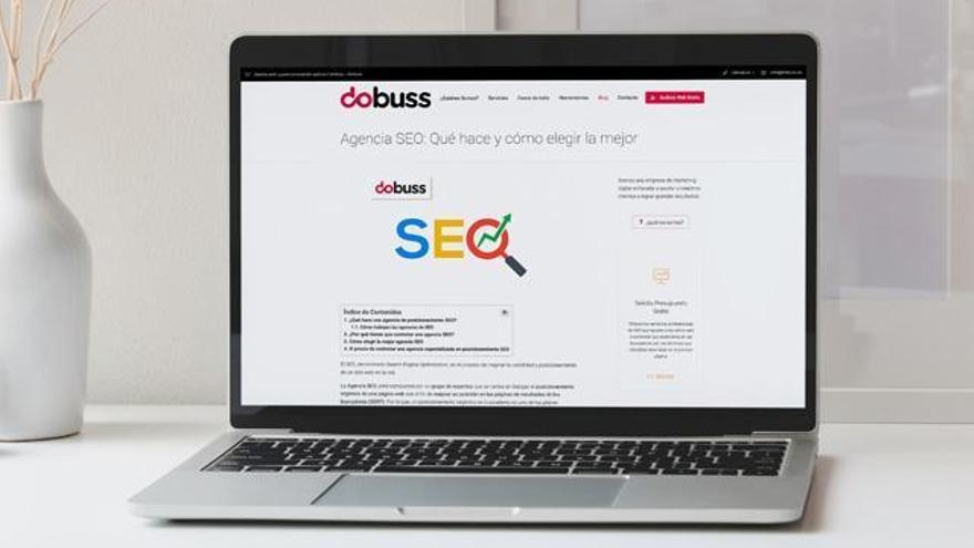Dobuss, segunda agencia SEO de España