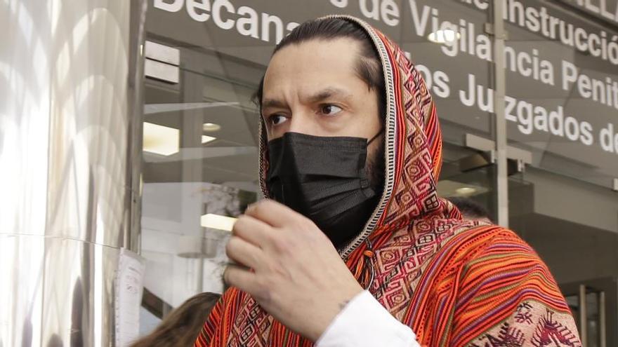 """Rafael Amargo dijo que movía la metanfetamina """"de diez en diez"""" gramos"""