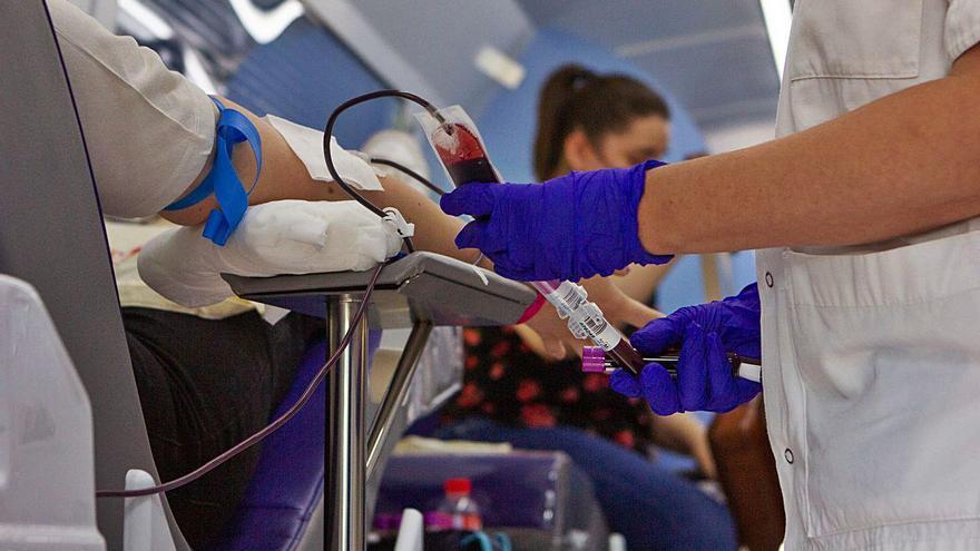 El Centro de Hemoterapia requiere donaciones urgentes