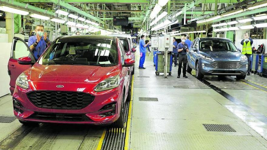 Las ventas de automóviles se reducirán en España en torno  al 30 % a pesar de las ayudas
