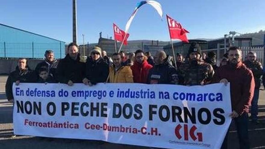 El comprador de Ferroatlántica promete mantener Cee-Dumbría durante más de diez años