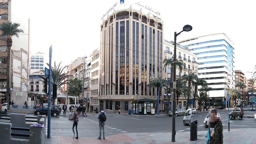 Marjal invertirá 6 millones para convertir el edificio AXA en un proyecto de coliving empresarial en Alicante
