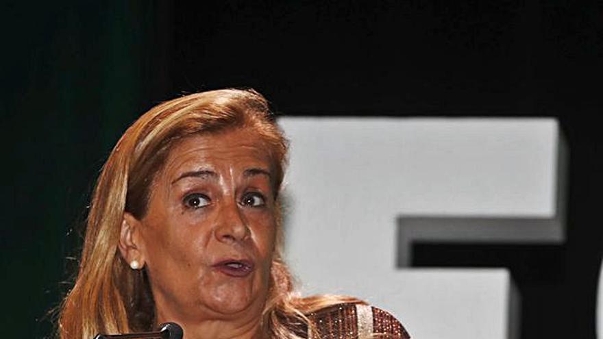 """Carmela Silva reclama """"que haya más mujeres referentes en los libros y herramientas educativas"""""""