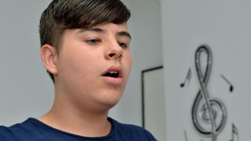 Yeremay, concursante de 'La Voz Kids'