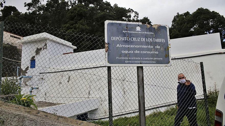 Seis de los siete municipios del Noroeste de Tenerife sufren restricciones en el agua del grifo