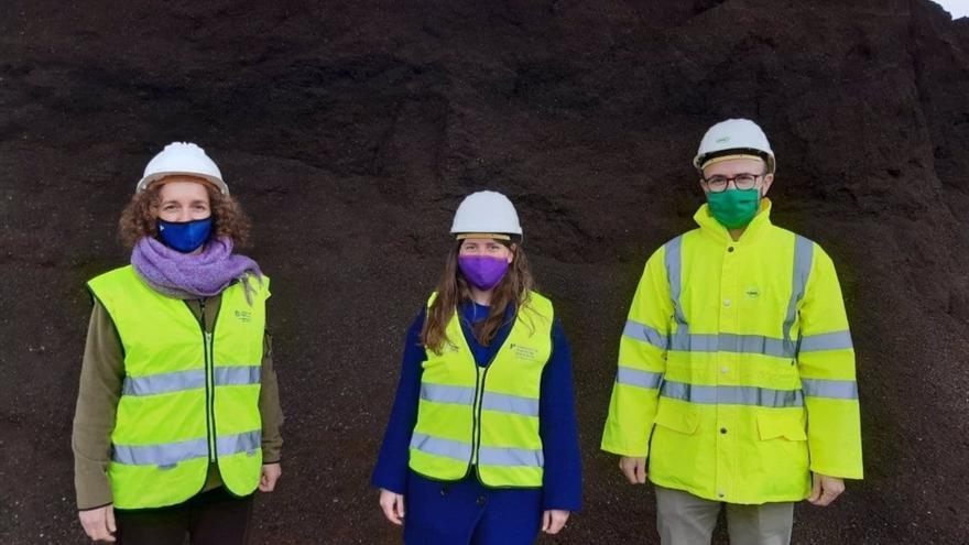 La planta de compostaje de Felanitx produjo en 2020 casi 700 toneladas de compost
