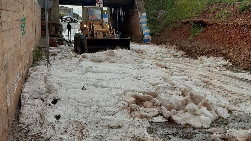 Los municipios de la Plana Baixa se recuperan de los desperfectos del temporal