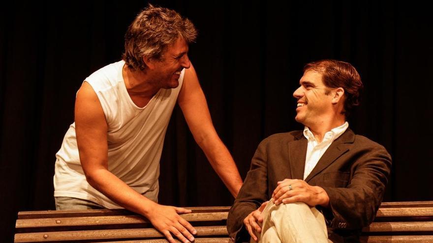 'Historia del Zoo' vuelve a los escenarios de la mano de Allunyats Teatre