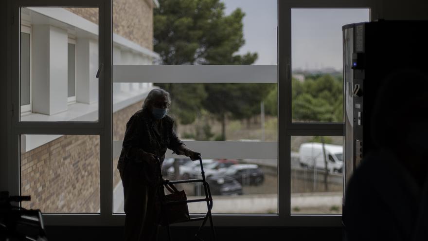 Las residencias valencianas, entre las de menor letalidad por la covid