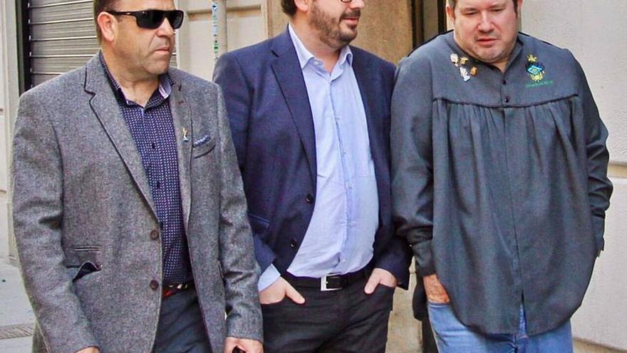 La purga de Ciudadanos llega a la Diputación: cae un asesor afín a Argüeso ante la indefinición del grupo
