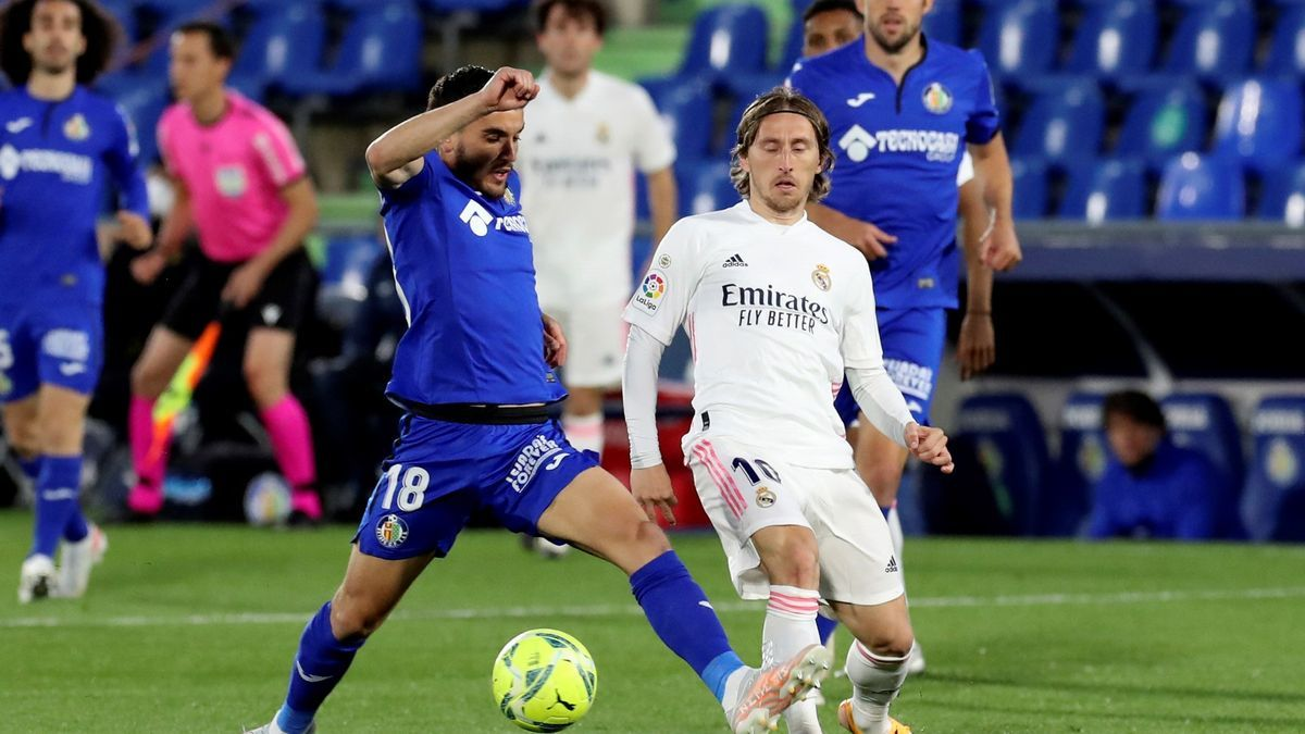 LaLiga Santander: Getafe - Real Madrid