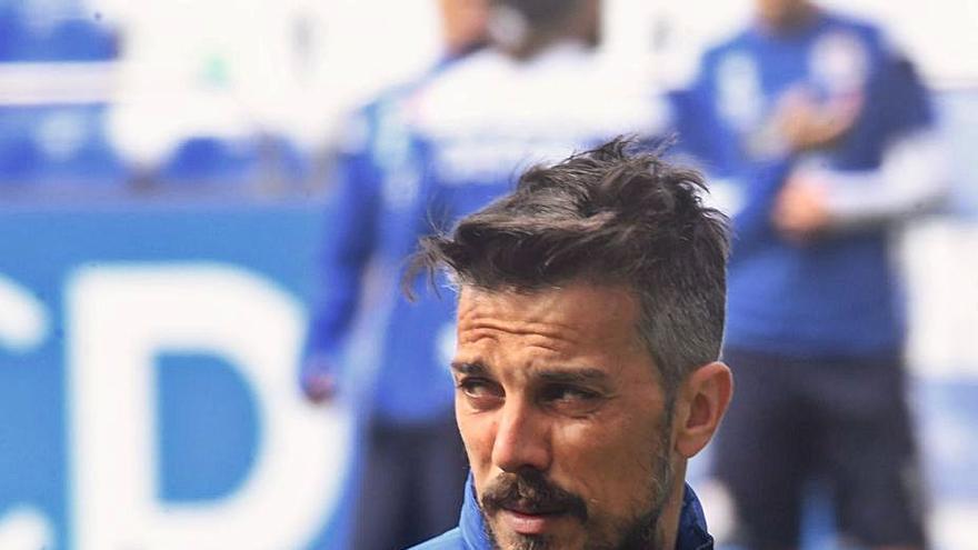 """De la Barrera: """"Salgo del club bien orgulloso"""""""