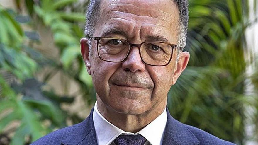 """Josep Marí: """"Las expropiaciones lo que hacen es estimular a que los grandes tenedores pongan sus viviendas a disposición del mercado"""""""