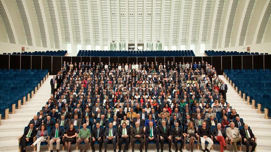 Caja Rural de Asturias ganó 22 millones, el 28% menos tras realizar una provisión extraordinaria de 11 millones