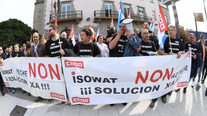 El Parlamento acuerda de forma unánime buscar soluciones para Isowat Made