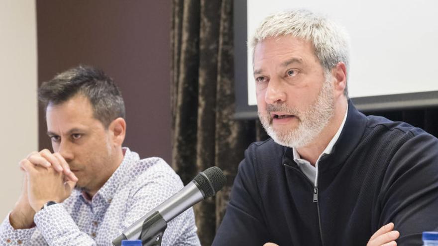 El president de Societat Civil Catalana diu que va votar ERC a les municipals