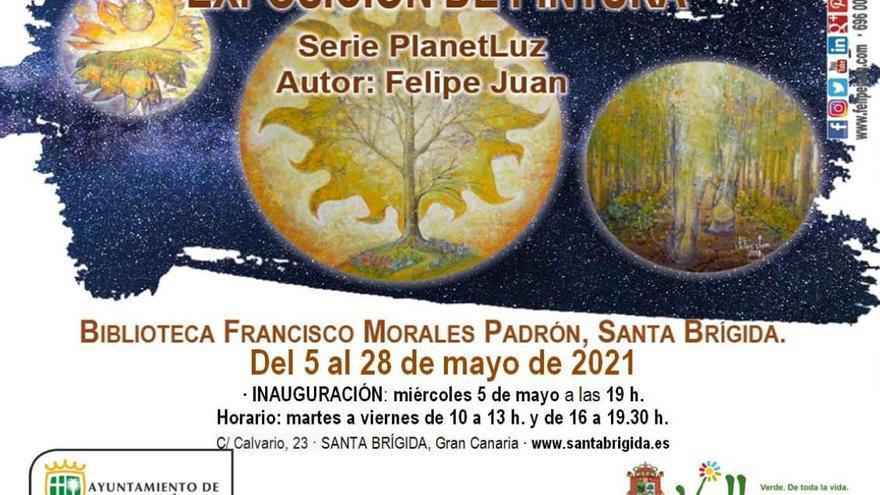 Exposición de Pintura. Felipe Juan