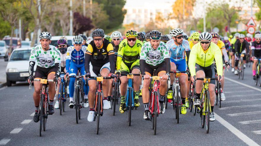 Diese Straßen werden am Sonntag wegen der Radrundfahrt Mallorca 312 gesperrt