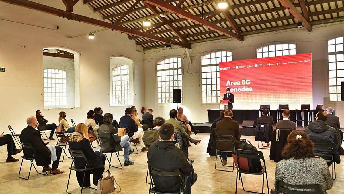 La tecnologia 5G arriba a Igualada i a Vilafranca a partir de la setmana vinent