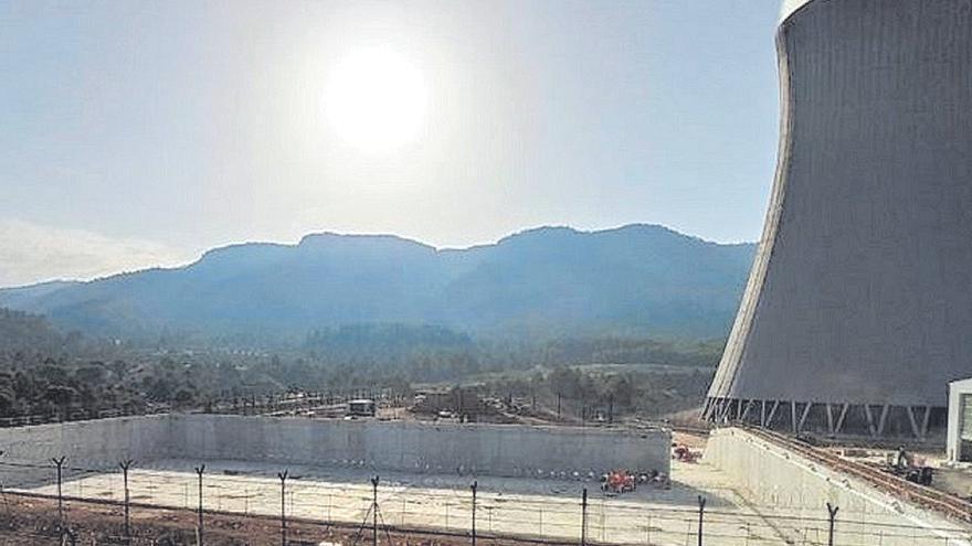 El almacén temporal de uranio de Cofrentes entra en servicio antes de junio