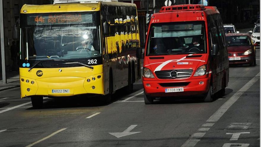El nuevo modelo de transporte obligará a tener más conductores