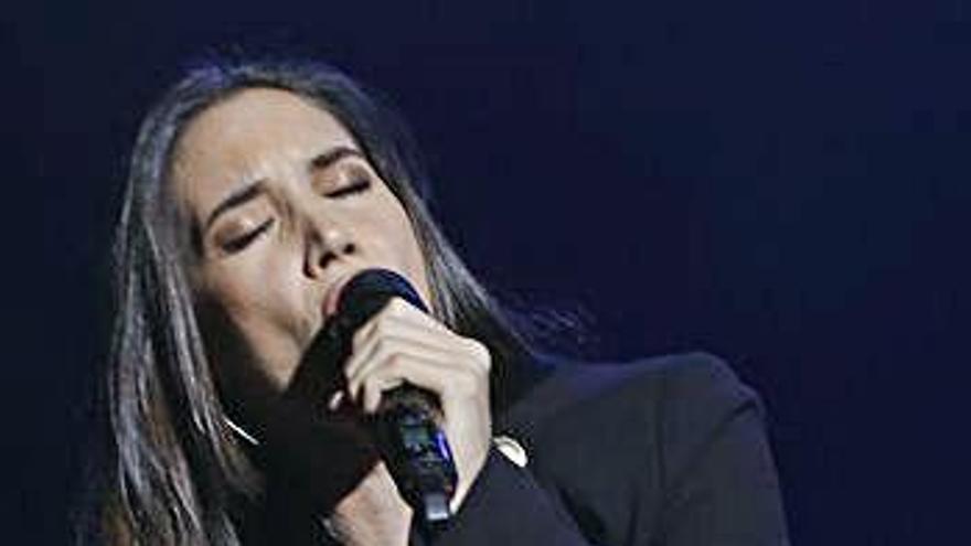 La cantante India Martínez, en concierto este 25 de enero en el Palacio de la Ópera